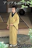 【春・秋用】アップルコート 7colors (M-1(対応身長149-153cm), 黒)