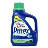 【Purex】ピュレックス洗濯洗剤2X(マウンテンブリーズ)33回分(50oz)