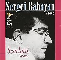 Scarlatti Sonatas / Sergei Babatan Piano (2011-06-21)