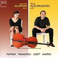 Popper Prokofiev Liszt Chopin