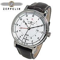 ツェッペリン ZEPPELIN ノルドスタン GMT クオーツ メンズ 腕時計 7546-1[並行輸入品]