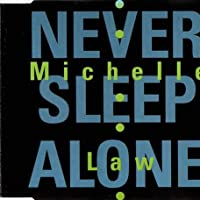 Never sleep alone [Single-CD]