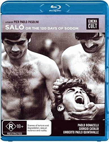 Salo Or the 120 Days of Sodom [Blu-ray] [Import]