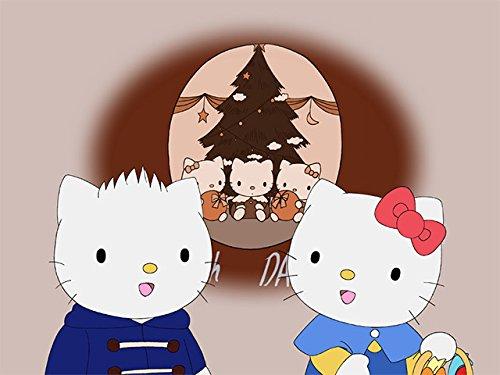 キティとダニエルのすてきなクリスマス/サンタさんとトナカイクッピ