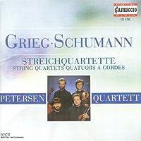 Grieg E.: String Quartet Op.