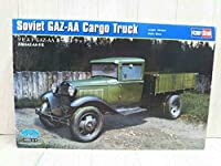 プラモデル HOBBY BOSS ソビエト GAZ-AA カーゴトラック [ホビーボス 1/35 ファイティングヴィークルシリーズ No:83836]