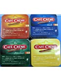 CAFE CREME(カフェクレーム)マッチ 4種類