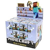 Minecraft マインクラフト ミニフィギュア アイスシリーズ (BOX)