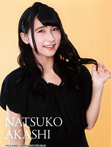 NMB48 公式生写真 ドリアン少年 通常盤封入特典 Type-A 【明石奈津子】