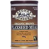 Stoney Creek Organic Brown Flaxseed Meal 500 g