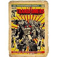 Transformers 30th Anniversary Sticker - Comic (製造元:Ocean Designs) [並行輸入品]