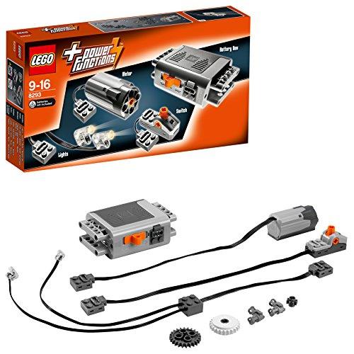 レゴ (LEGO) テクニック パワーファンクション・モーターセット 8293