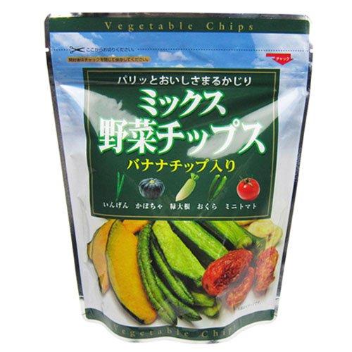 藤沢商事 ミックス野菜チップス 100g×10袋