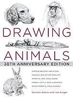Drawing Animals: 30th Anniversary Edition