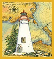 Gift Trenz Marblehead Light Oh Magnetic Bookmark [並行輸入品]