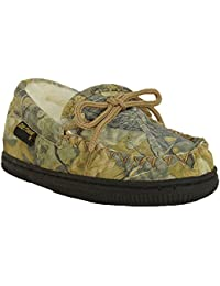 Old Friend Camouflage Loafer Kids toddler-youth Slipper