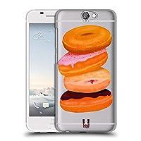 Head Case Designs ドーナツ パーソナリティ・スタック HTC One A9 専用ハードバックケース