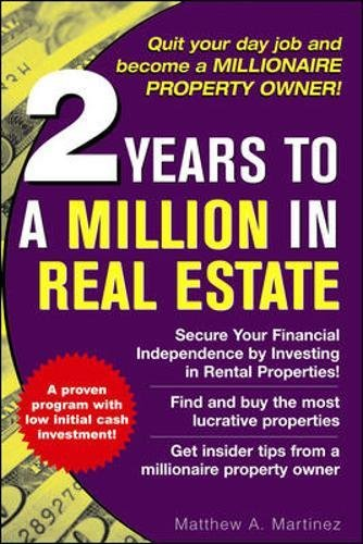Download 2 Years to a Million in Real Estate 0071471871