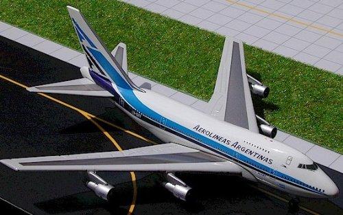 1: 400 ジェミニジェット Aerolineas Argentinas ボーイング 747SP (並行輸入)