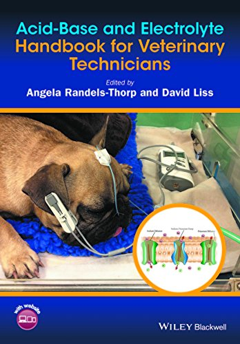 Download Acid-Base and Electrolyte Handbook for Veterinary Technicians 1118646541