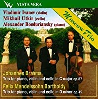 Trios avec piano - Moscow Trio