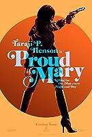 Proud Maryポスター11.5X 17インチPromo映画ポスターTaraji p. Henson