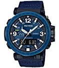 [カシオ] 腕時計 プロトレック NAVY BLUE SERIES PRG-600YB-2JF メンズ ブルー