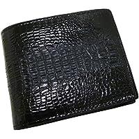 サンタマリア[Santa Maria]クロコダイル 財布 背鰐HB 二つ折り メンズ
