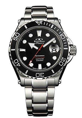 [ケンテックス]Kentex 腕時計 MARINEMAN(マリンマン) シーホース200 S706M-01 メンズ