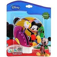 Disney Mickey Mouse Plug-In Night Light (Designs may vary) [並行輸入品]