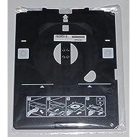 エプソンEP30VA・EW-M770T・EP907F・977A3・978A3・979F・EP-777・EP-807・808専用CD-Rトレイ (ブラック) (黒)
