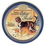 カファレル Caffarel チョコラティーノ缶 ネコ チョコレート 袋付き