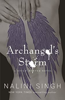 Archangel's Storm: Book 5 (Guild Hunter Series) by [Singh, Nalini]