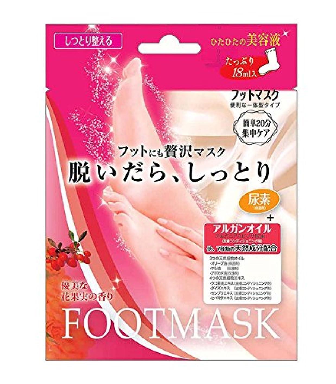 香水噴火中間ビューティーワールド フットにも贅沢マスク 脱いだら、しっとりフットマスク 6個セット