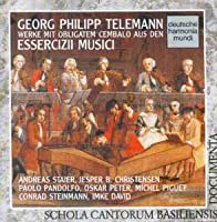 Works From The Essercizii Musici: Schola Cantorum Basiliensis
