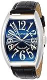 [フランク三浦]MIURA 腕時計 ジャパンクオーツ 六号機(改) 正回転 禁断の巨大化モデル 完全非防水 FM06K-B