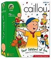 Caillou Four Seasons of Fun (Mac) (輸入版)