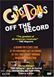Guys and Dolls: Off the Record [DVD] [Import]