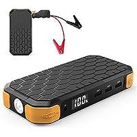ジャンプスターター車緊急Starting電源銀行ポータブルデジタル車充電器スマート充電ポート
