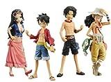 Half Age Characters ワンピース (BOX)