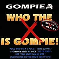 Gompie - Who X Is Gompi