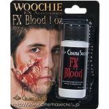 血糊の特殊メイク(血のり鮮血タイプ 1oz)WOOCHIE FX Blood 1oz BL004C