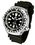 [トーチマイスター1937]Tauchmeister1937 腕時計 ドイツ製重厚1000M防水自動巻24Hダイビング T0266(並行輸入品)