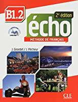 Echo B1.2 Student Book & Portfolio & DVD