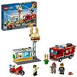 レゴ(LEGO) シティ ハンバーガーショップの火事 60214
