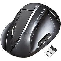 サンワサプライ エルゴノミクス形状 ワイヤレスレーザーマウス MA-ERGW4