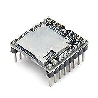 Prament Arduino用DFPlayerミニMP3プレーヤーモジュール COD