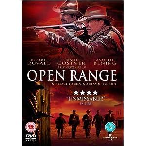 Open Range [DVD]