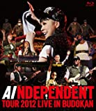 AI INDEPENDENT TOUR 2012-LIVE in BUDOKAN [Blu-ray]/