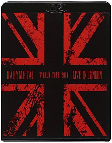 LIVE IN LONDON -BABYMETAL WORLD TOUR 2014- [Blu-ray] -
